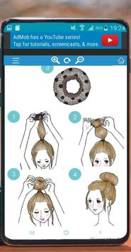 Hairstyles quick to learn screenshot 2