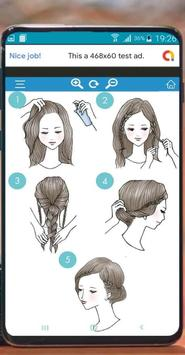 Hairstyles quick to learn screenshot 7