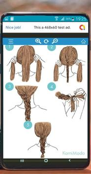 Hairstyles quick to learn screenshot 4