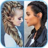 Cute Hairstyles Step by Step icon