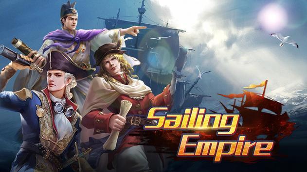 Sailing Empire постер