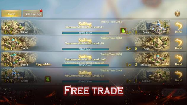 Sailing Empire скриншот 4