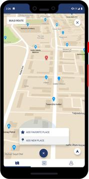 HajMa Map screenshot 1
