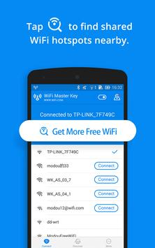 WiFi Master Key captura de pantalla 1
