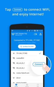 WiFi Master Key captura de pantalla 2