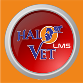 HaloVet LMS icon