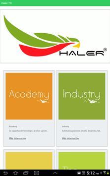 Catálogo Haler TD poster