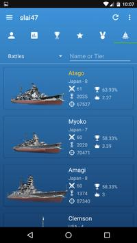 Community Assistant for WoWs スクリーンショット 4