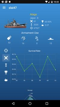 Community Assistant for WoWs スクリーンショット 5