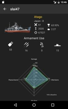 Community Assistant for WoWs スクリーンショット 18