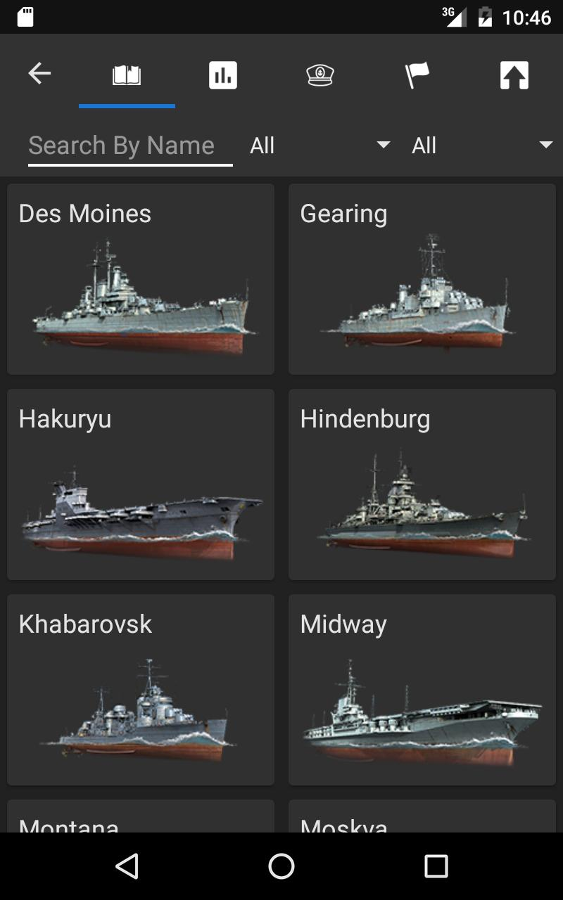 Community Assistant for WoWs for Android - APK Download