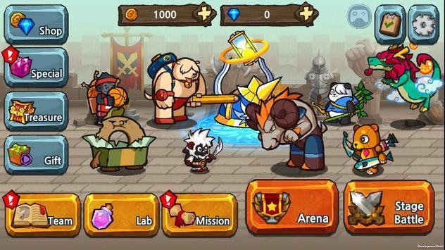 Puzzle & Defense: Match 3 Battle screenshot 7