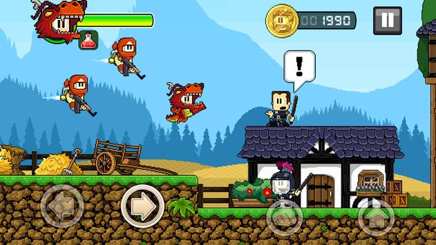 Dan the Man: Action Platformer screenshot 17