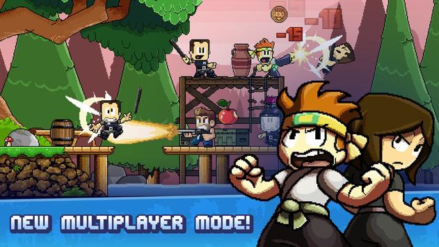 Dan the Man: Action Platformer स्क्रीनशॉट 3