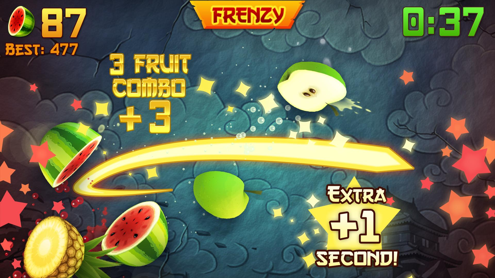 Fruit Ninja® screenshot 1