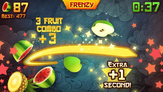 水果忍者® - 爽快切水果 截圖 3
