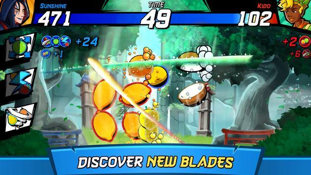 Fruit Ninja Fight screenshot 1