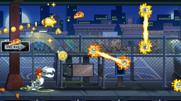 Jetpack Joyride captura de pantalla 4