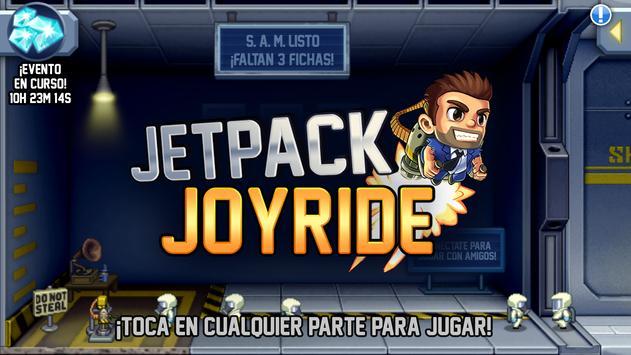 Jetpack Joyride captura de pantalla 14