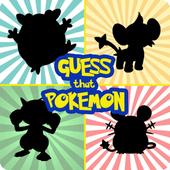 Guess that Pokemon icon