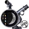 تلسكوب حاسبة (لا اعلانات) أيقونة