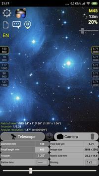 5 Schermata Calcolatrice telescopio (sin anuncios)