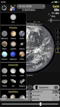 Kalkulator teleskop (tanpa iklan) screenshot 6