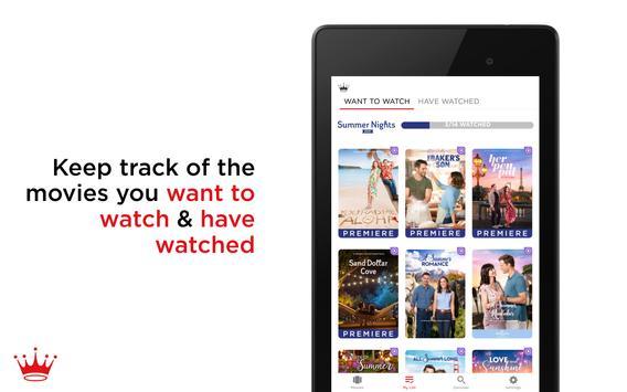 Hallmark Movie Checklist syot layar 12
