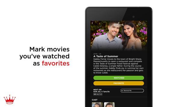 Hallmark Movie Checklist syot layar 13
