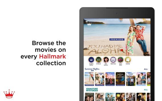 Hallmark Movie Checklist syot layar 16