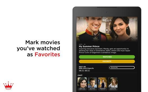 Hallmark Movie Checklist syot layar 21