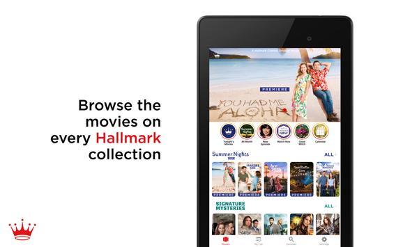 Hallmark Movie Checklist syot layar 8
