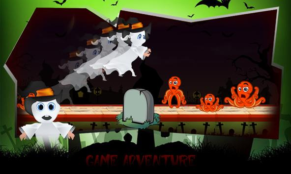 Nun Attack Halloweeen World screenshot 1