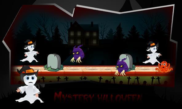 Nun Attack Halloweeen World screenshot 2