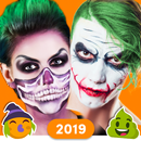 Halloween Scary Mask Photo Editor APK Android