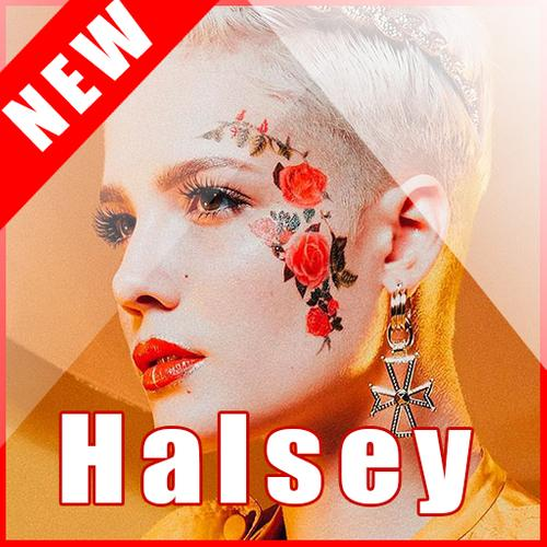 Halsey 2019 - Without Me Full Albums Music for Android - APK