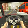 Racing in City - Autofahren