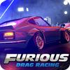 Furious 8 Drag Racing - 2018's new Drag Racing icono