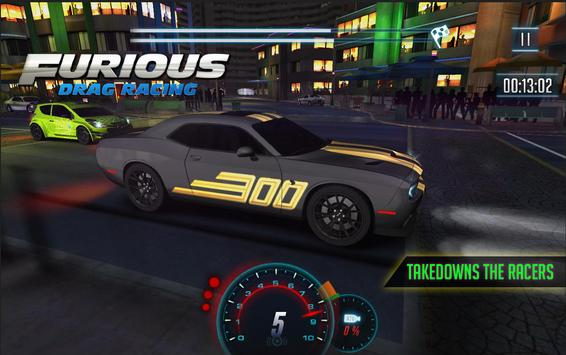 Furious 8 Drag Racing - 2020's new Drag Racing Ekran Görüntüsü 11