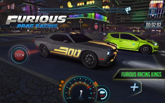 Furious 8 Drag Racing - 2020's new Drag Racing Ekran Görüntüsü 2