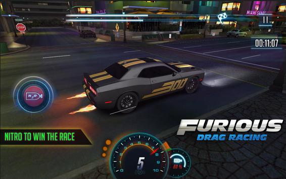 Furious 8 Drag Racing - 2020's new Drag Racing Ekran Görüntüsü 5