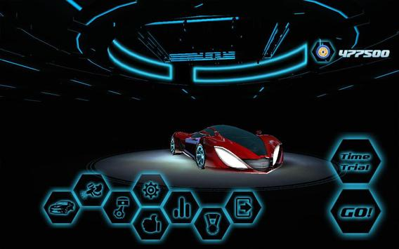 No Limits Night Racing screenshot 1