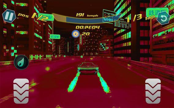 No Limits Night Racing screenshot 2