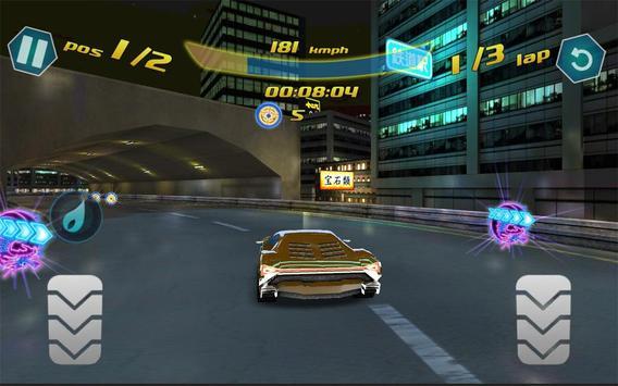No Limits Night Racing screenshot 4