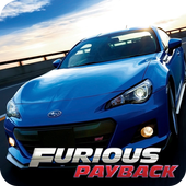 Furious Payback - 2018's new Action Racing Game icon