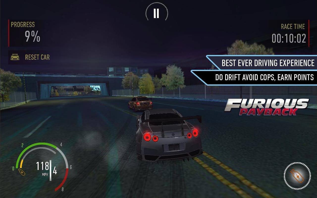 Furious Payback 2018 S New Action Racing Game For Android Apk