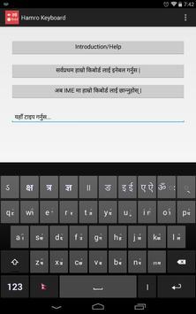 Hamro Nepali Keyboard Ekran Görüntüsü 8