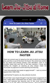 Jiu-Jitsu Training screenshot 5