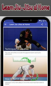 Jiu-Jitsu Training poster