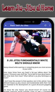 Jiu-Jitsu Training screenshot 1